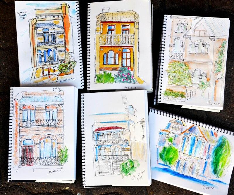 Thursday 2 Sketches