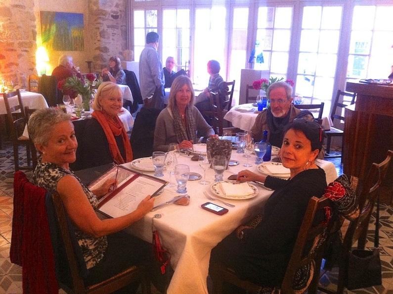 A glorious last supper at Hotel D'Alibert