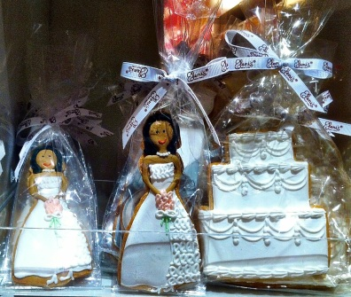 Eleni Bridal Cookies