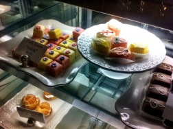 French Cakes, Stockbridge