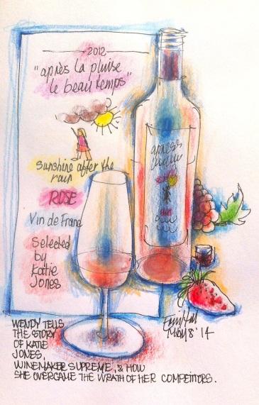 Katie Jones Winemaker selection