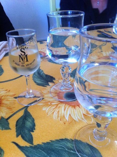 Muscat aperitif