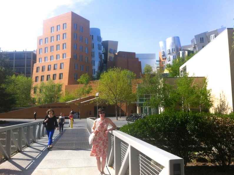 Nicky at MIT
