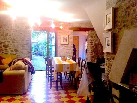 The big room La Bergerie