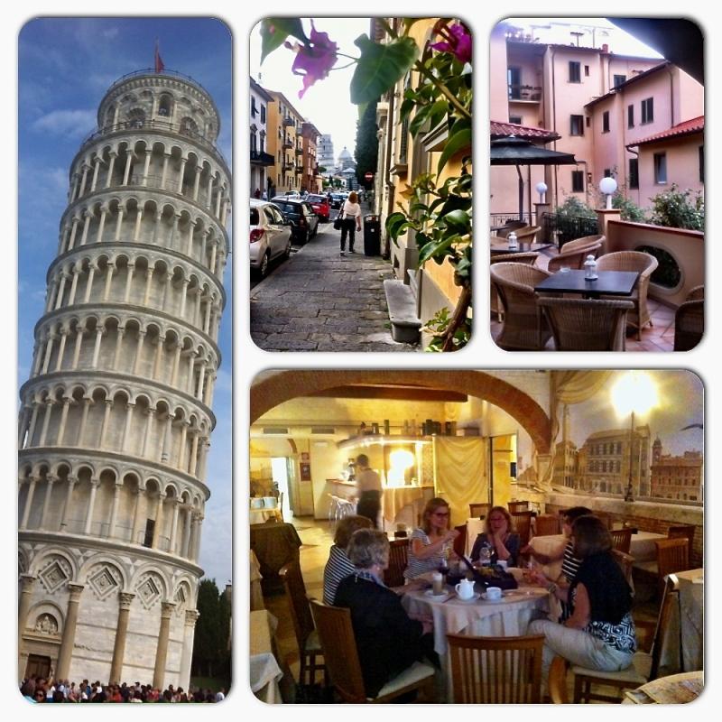 Pisa day 1