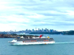 NYE Cruises at North Head