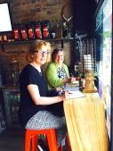 Monday at Cafe Cridas