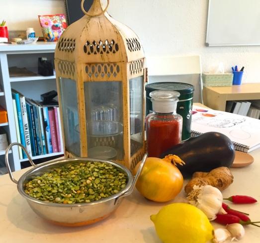 Saturday Indian Ingredients