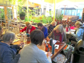Thursday. Cafe Insitu
