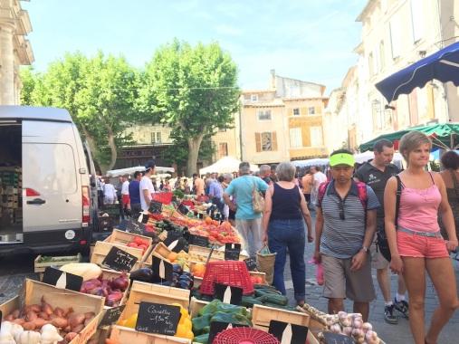 Sunday. Market Day