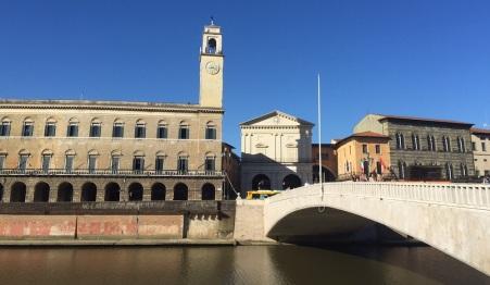 Wednesday morning in Pisa