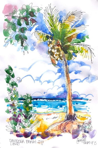 Demo 15mins beach composition