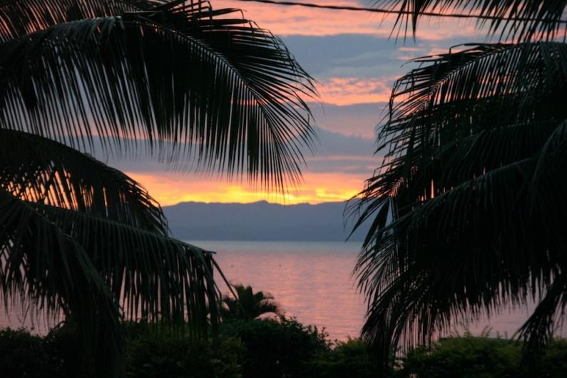 Fiji. Last evening