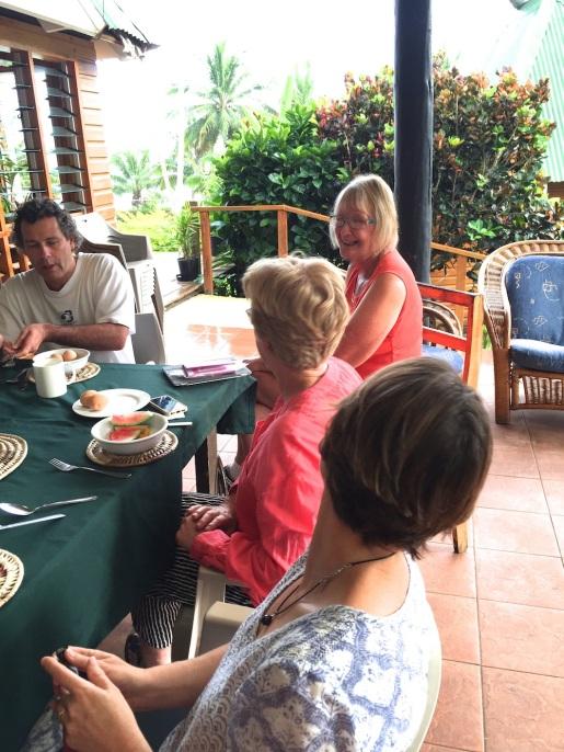 Saturday Fiji. Last chat
