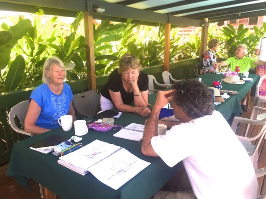 Thursday Fiji. The dreaded perspective lesson