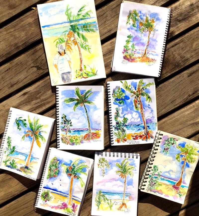 Wednesday Fiji. Devodora Beach