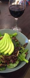 Avocado & Chicken salad