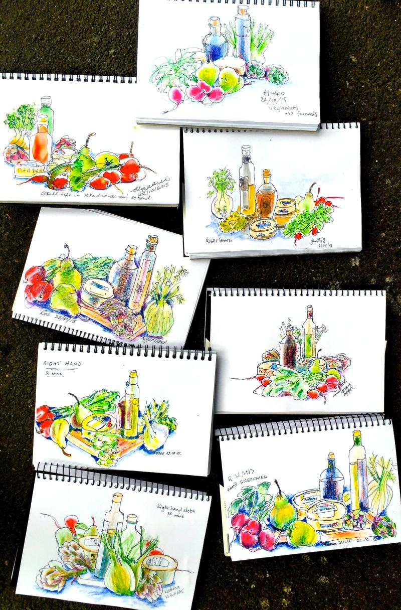 Thurs Gen Right handed sketch