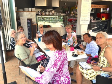 Wed New. Manly Cove Cafe