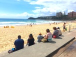 Sat Gen. On Manly Beach