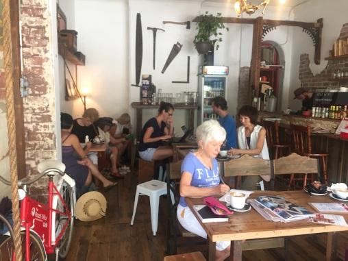 ThursGen. Roast Office cafe sketching