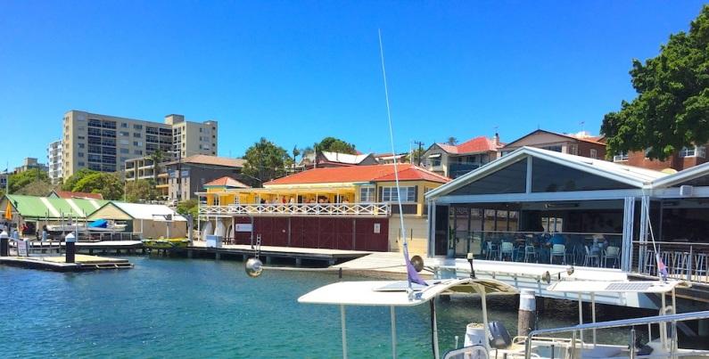 Tues Gen Skiffies yacht club