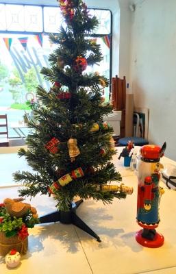 WedGen. Christmas still life