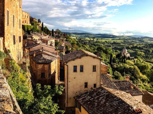 Hilltop Tuscany