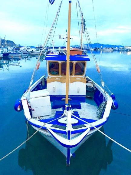 Fishing boat Pothia