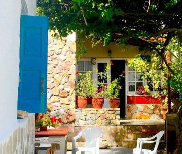 little cottage Telendos