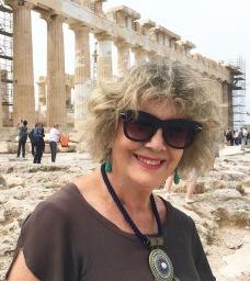 Erin at Acopolis