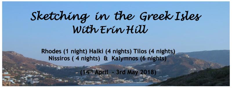 Greek Isles 2018