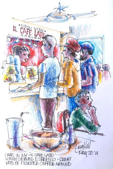 Harlem Cafe