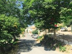 Towards Cafe du Pont