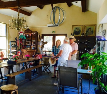 Boutique at Domaine PaulHuc