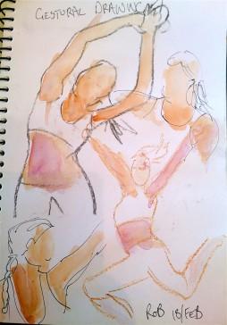 gestural-sketching