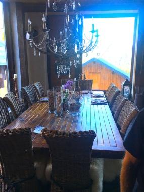 Where we dine