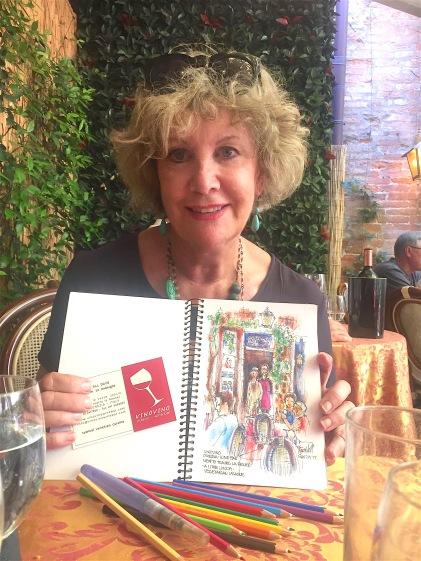 Erin in Venice