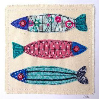 Fish postcards