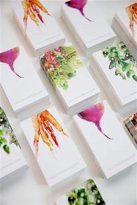 Vege postcards