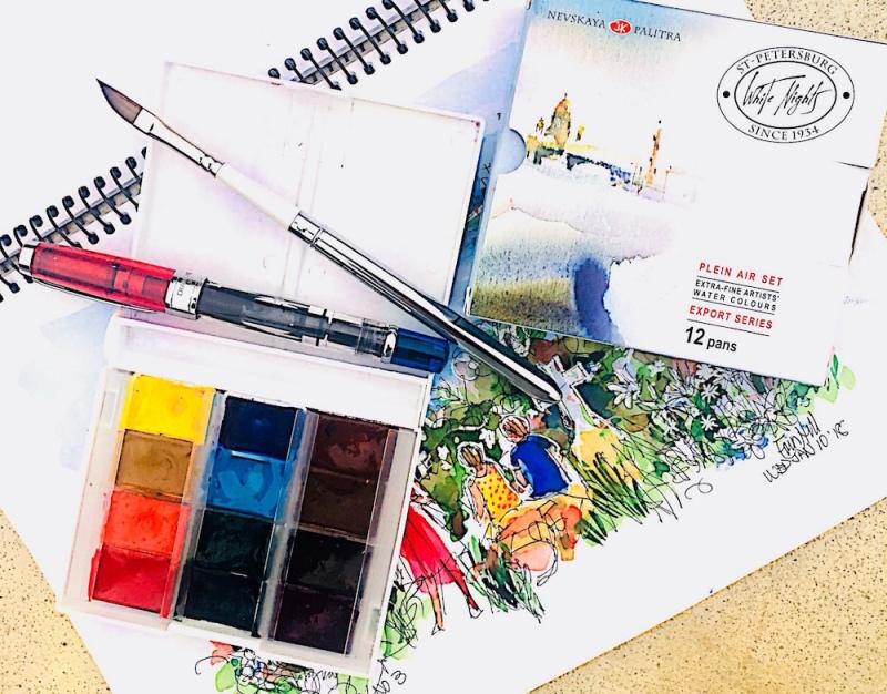 New Sketch kit